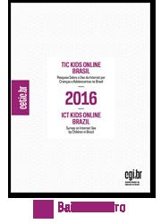 TIC Kids Online Brasil - Clique para baixar!
